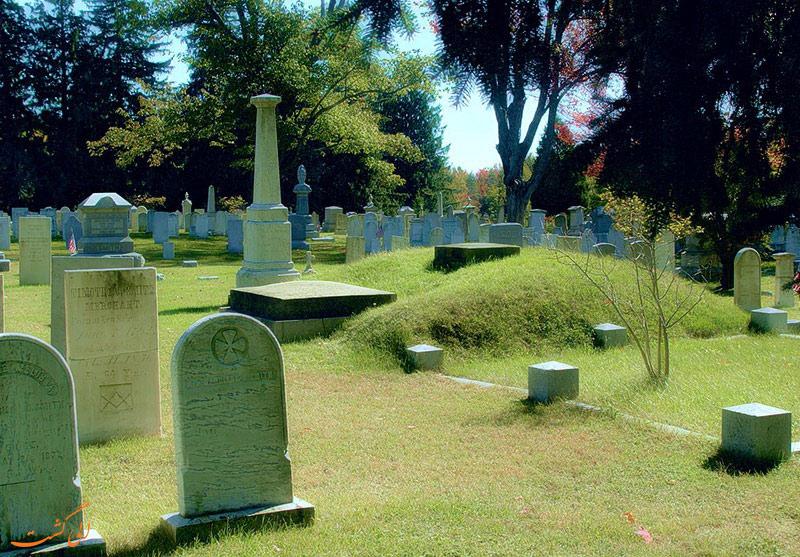 قبرستان اورگرین