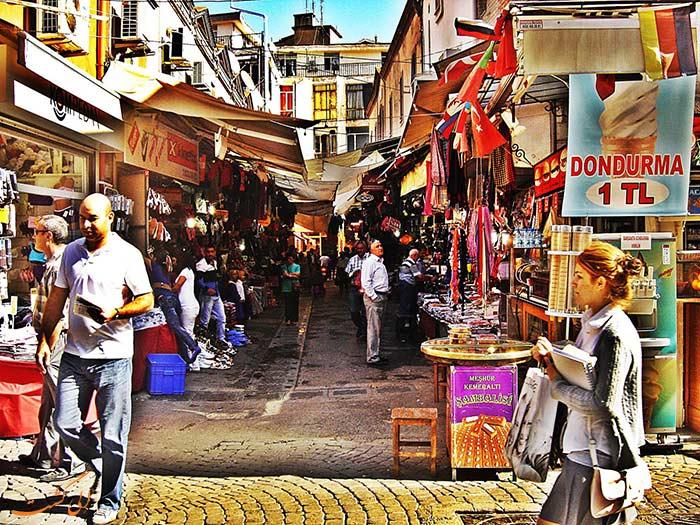 بازار ادویه کمرالتی
