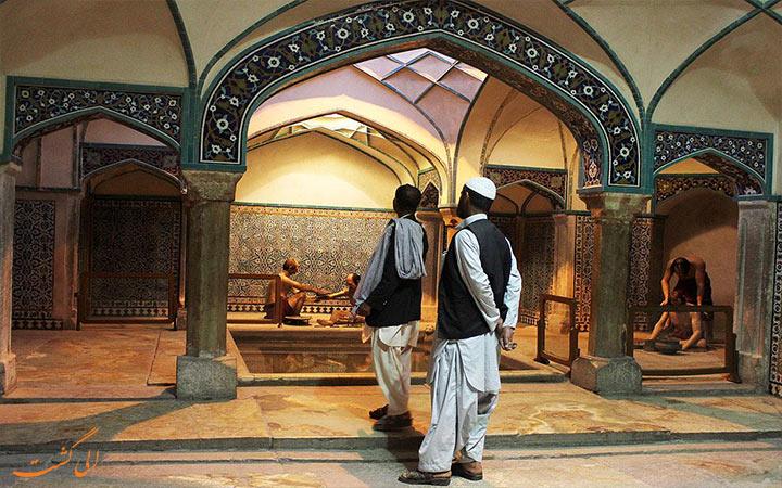 گنجعلی خان، حمامی تاریخی در کرمان