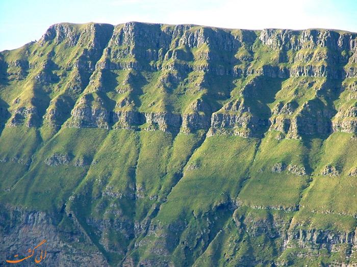 صخره جزیره لیتلا دیمون
