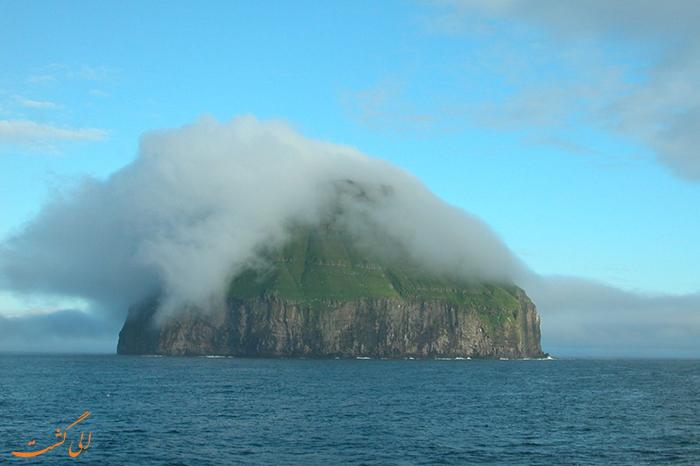 عکس جزیره لیتلا دیمون