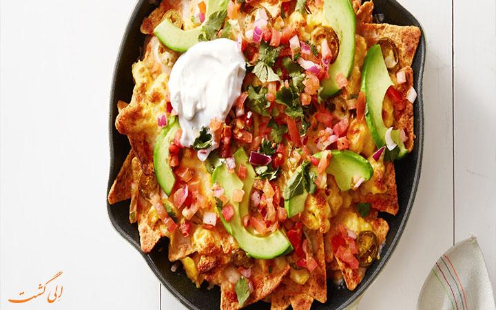 صبحانه مکزیکی