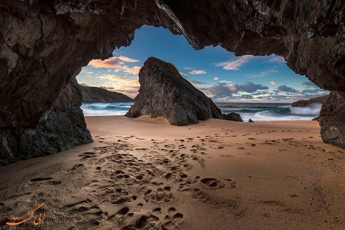 غار موردر ایرلند