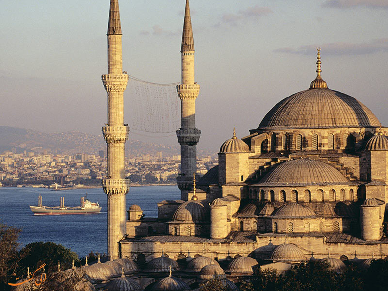 معماری ترکیه