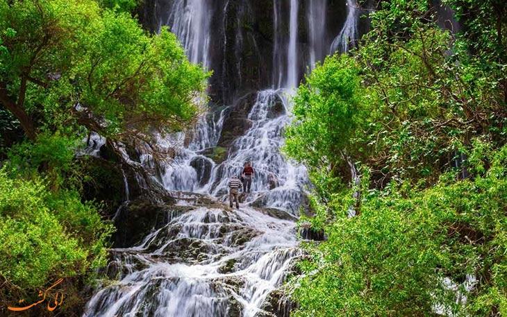 آبشار زیبای شوی