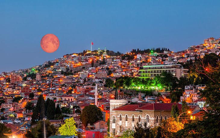 ازمیر شهر ترکیه