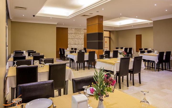 رستوران هتل پانوراما هیل