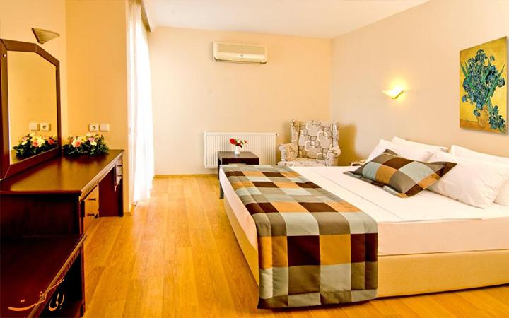 اتاق هتل پانوراما هیل در کوش آداسی