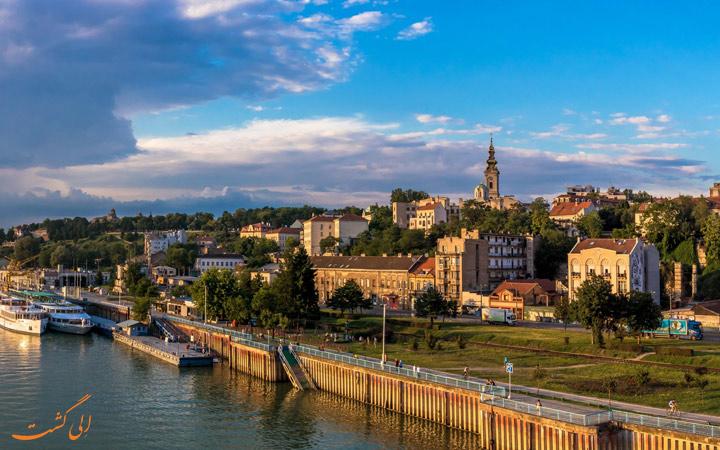 جاذبه های بلگراد در صربستان