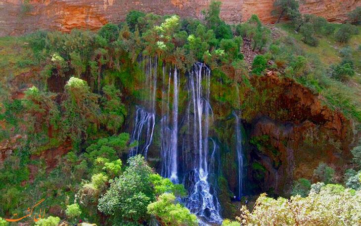 آبشار زیبای دزفول