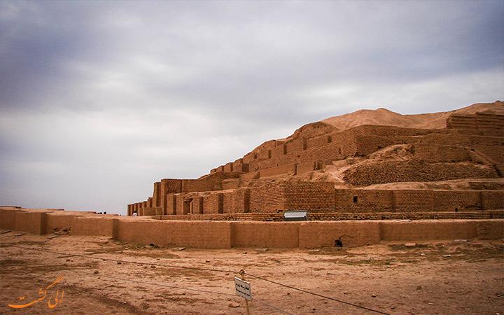زیگورات تاریخی