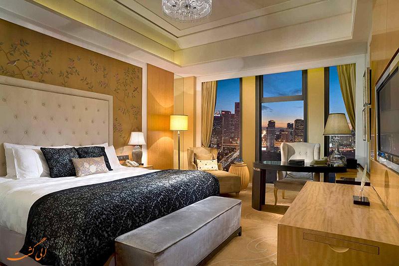 اتاق هتل سوفیتل واندا بیجینگ