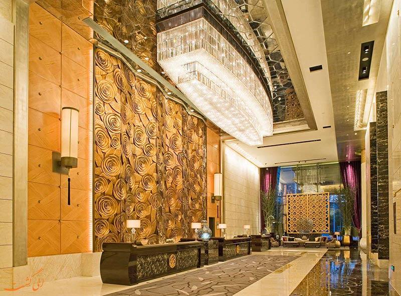 داخل هتل سوفیتل واندا بیجینگ