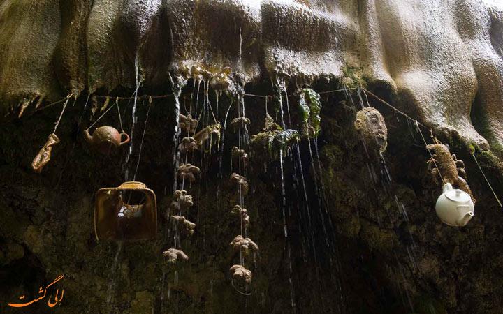 سنگ های آبشار
