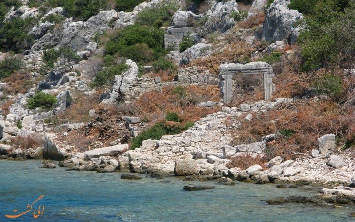 خرابه های باستانی