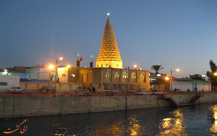 آرامگاه دانیال نبی در شوش خوزستان