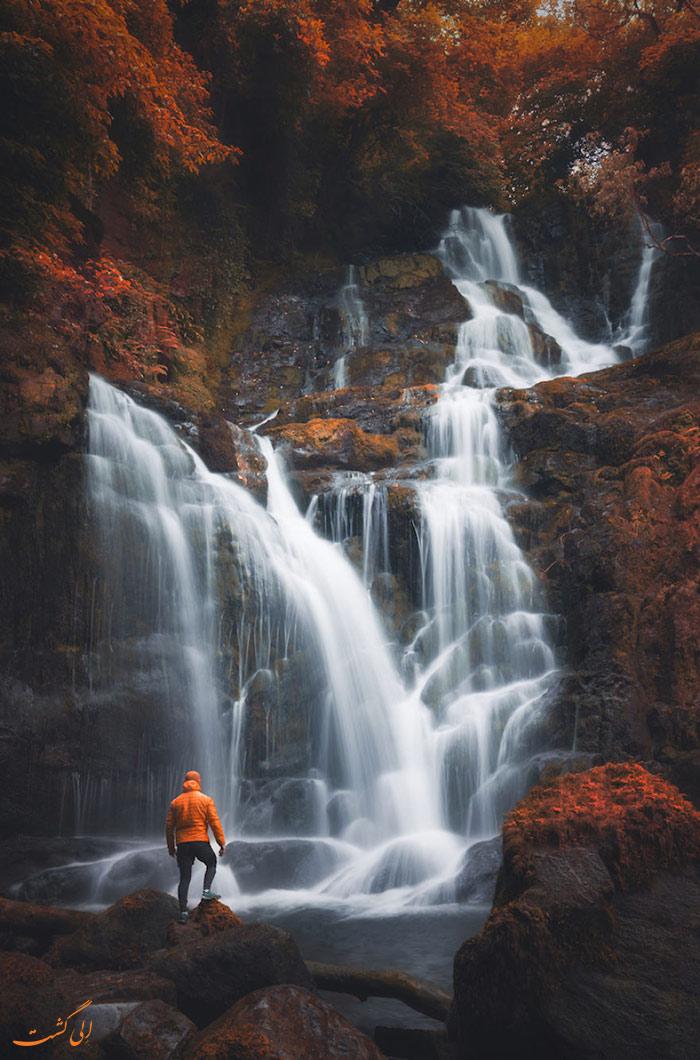 آبشارهای ایرلند