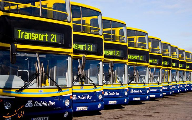 حمل و نقل در ایرلند