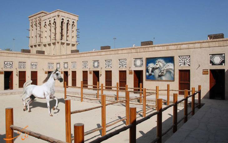 موزه اسب در دبی