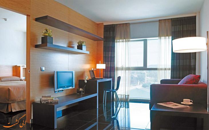 هتل هسپریا فیرا سوئیتس بارسلونا