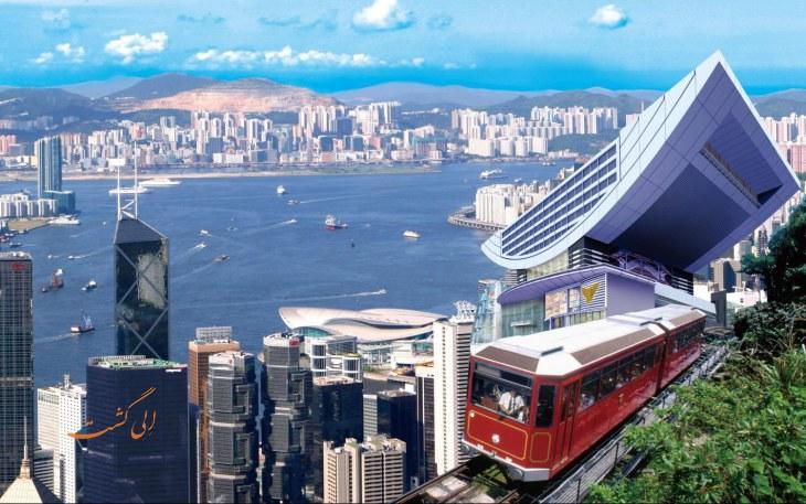 جاذبه های هنگ کنگ