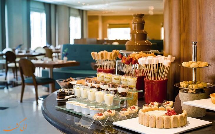 هتل اوانی دیره دبی