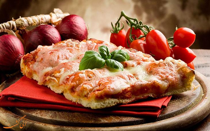 بهترین غذاهای ایتالیایی