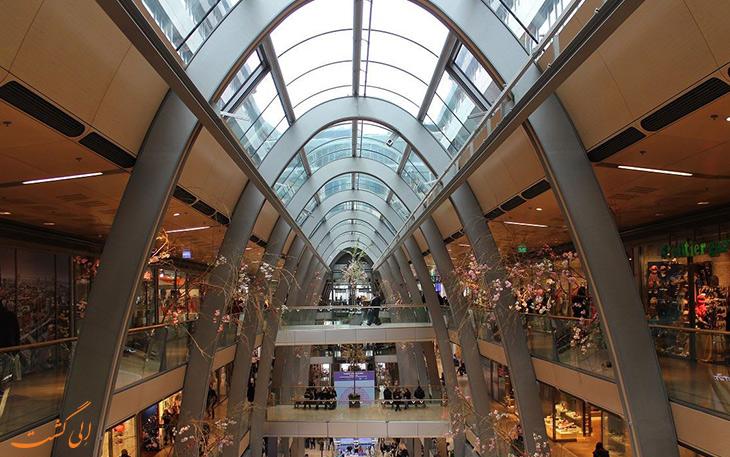 مراکز خرید در هامبورگ