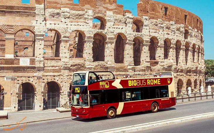 هزینه حمل و نقل در رم