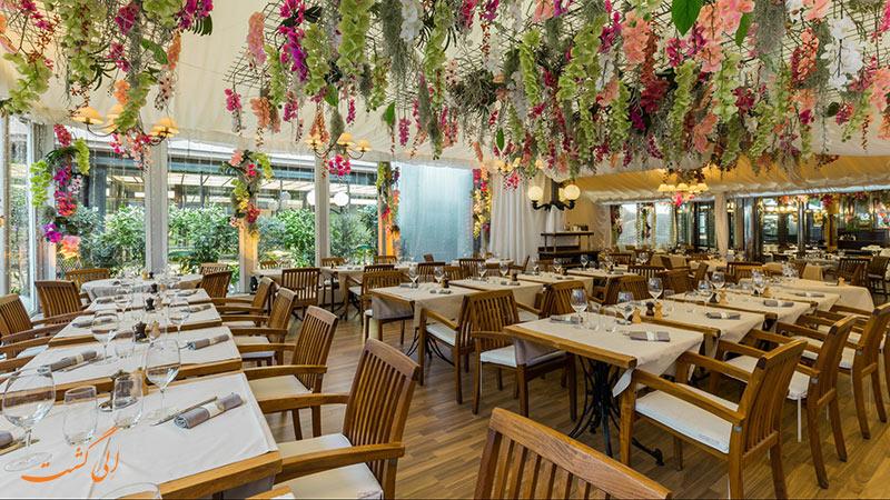 کافه Brasserie Lipp