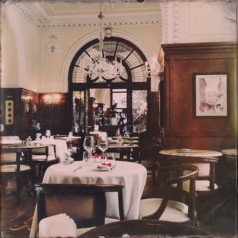 کافه های معروف فلورانس