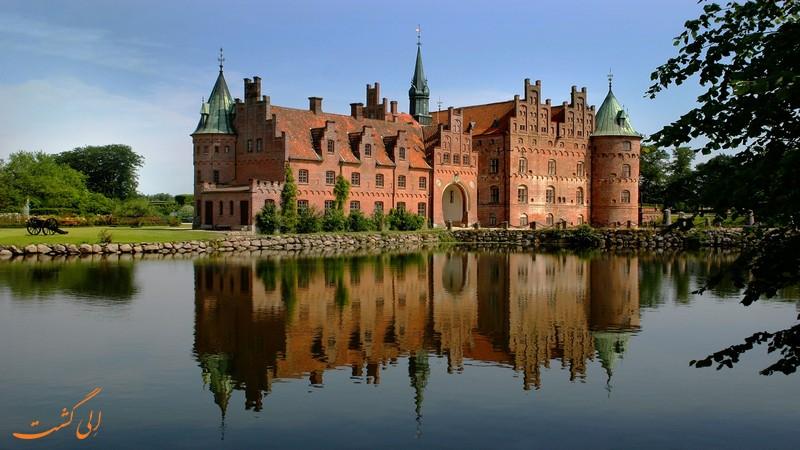 قلعه اگسکوف دانمارک