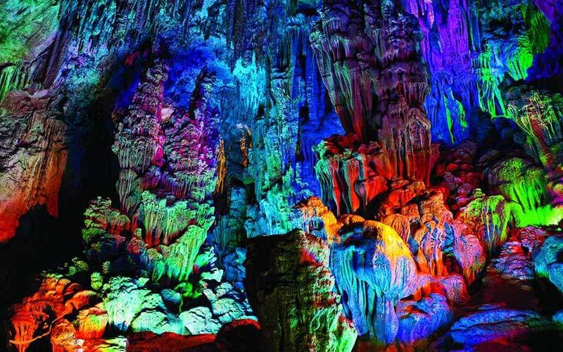 غار Reed Flute