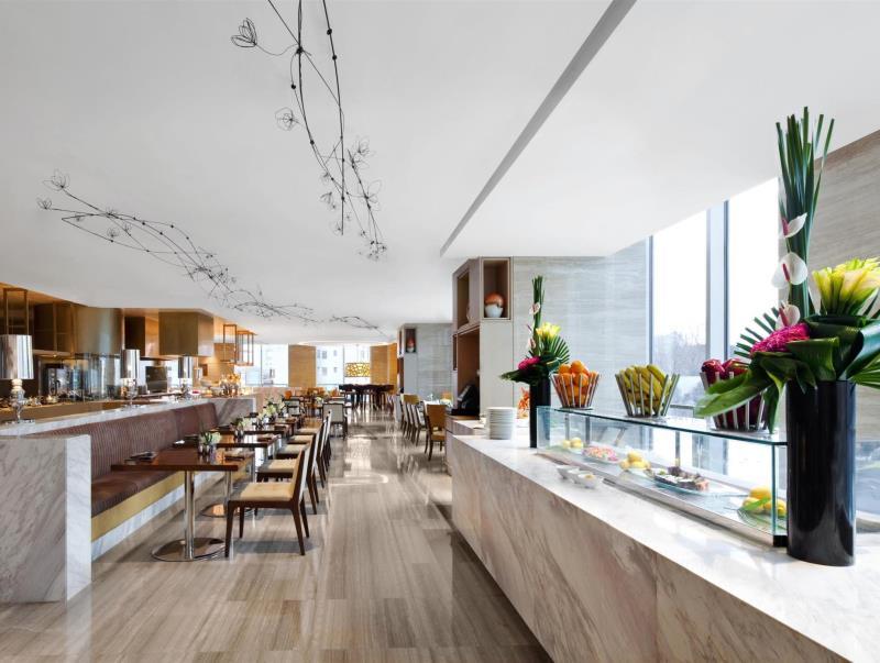 رستوران هتل شرایتون شانگهای هونگکو