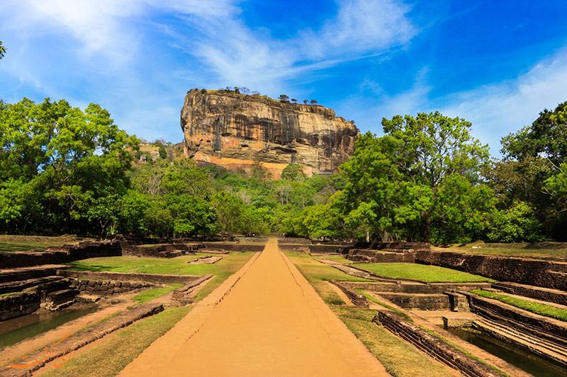 قلعه سیگیریا، جاذبه تاریخی سریلانکا