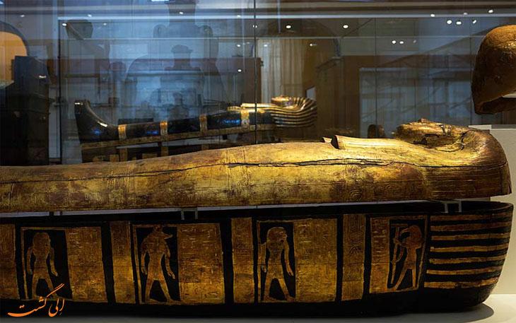 موزه مصرشناسی تورین مقبره خا