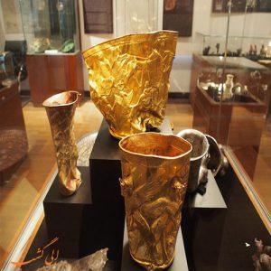 بازگشت اشیا تاریخی به موزه ملی