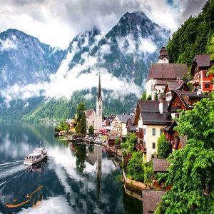 جاذبه های گردشگری اتریش