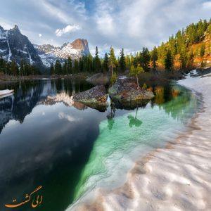 دریاچه ارگاکی