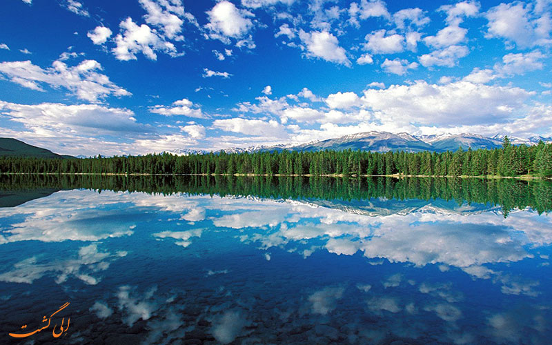 پارک ملی جاسپر در کانادا