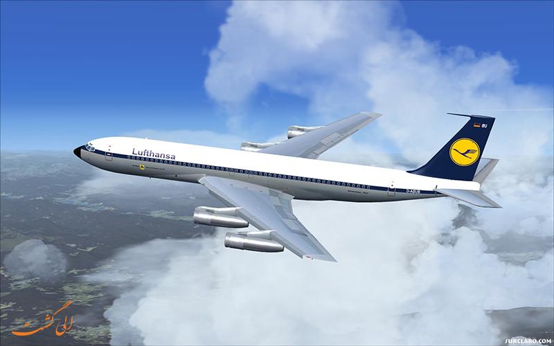 بوئینگ 707