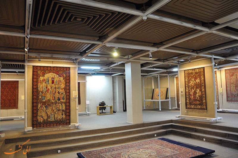 عکس موزه فرش ایران