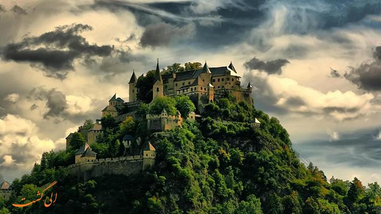 قلعه ی Hochosterwitz