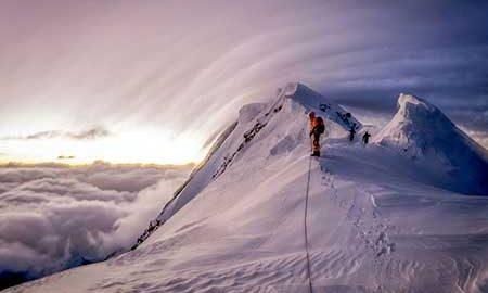 صعود خطرناک