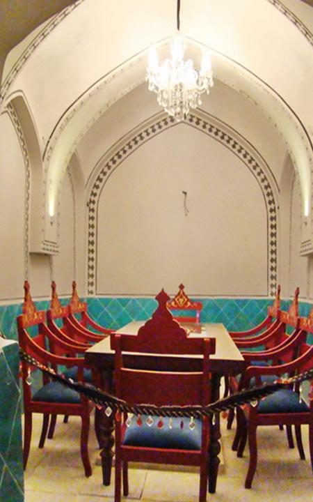 حمام تاریخی خرم آباد
