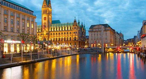 هزینه های سفر به هامبورگ