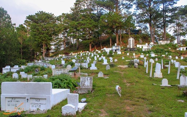 قبرهای روی تپه