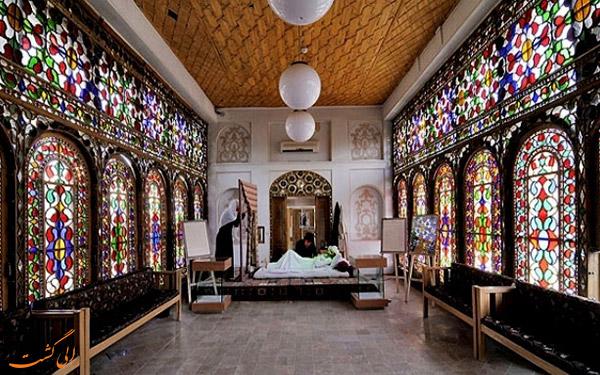 خانه ای تاریخی در اصفهان