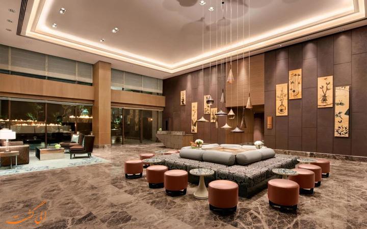 فضای هتل