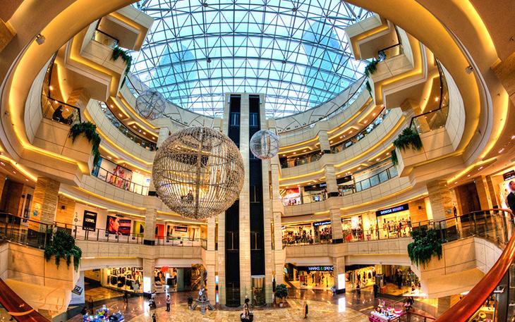 مراکز خرید در رم
